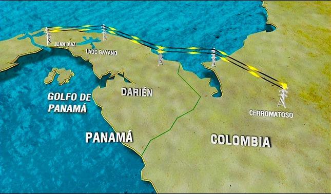 rceni - Interconexión eléctrica - Colombia-Panama -estaria -lista- para- el -2024-