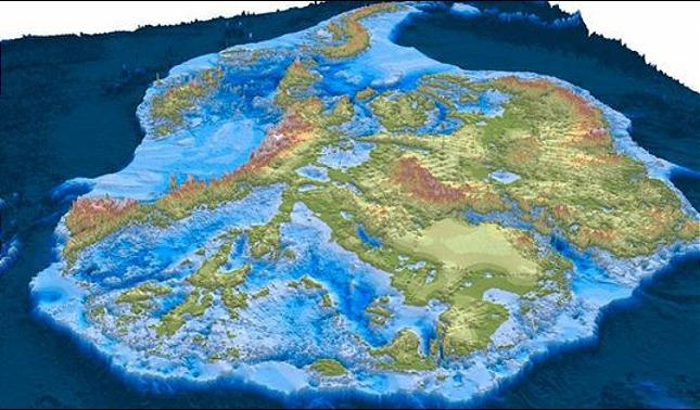 rceni - La antártida - descubren -el -punto -más- profundo- de- la -Tierra- Video-