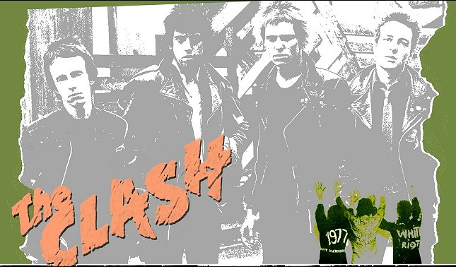 rceni - London calling -The -Clash -cambió -el- rock- para- siempre -