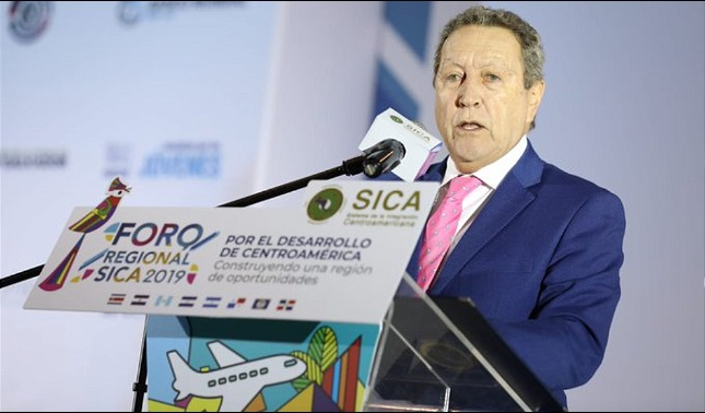 rceni - SICA -busca- cambiar- la- imagen -de -Centroamérica- con- un -proyecto- integral-