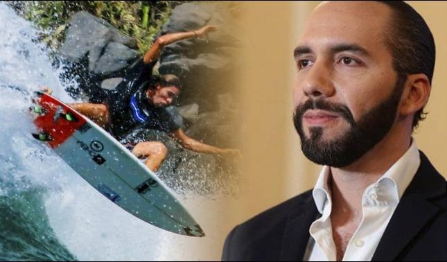 rceni - Juegos mundiales de surf 2020 -se -realizaran -en -El -Salvador