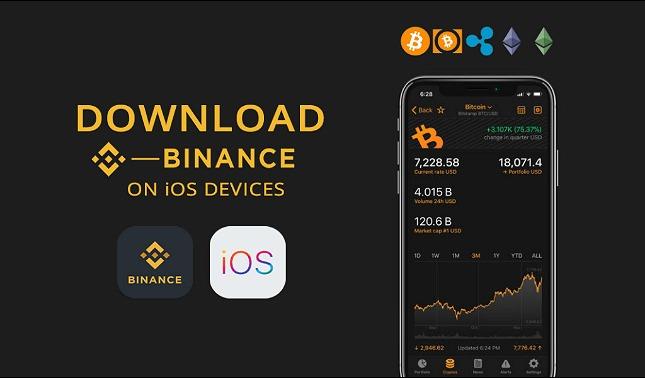 rceni - Binance-US- lanza- su -nueva -app- para- Android- e -iOS-