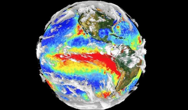 rceni - Calentamiento oceánico - alcanzo- un -nuevo -record- en -2019-