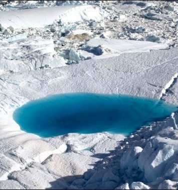 rceni - Deshielo de los glaciares - secuencia- de- 48- años- es -captada- por -NASA-
