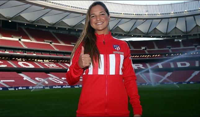 rceni - Deyna Castellanos - la -ejemplar -venezolana -ficha- para -el -Atlético- de -Madrid-