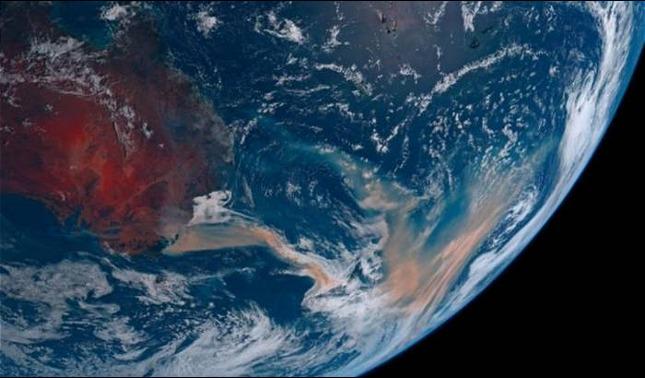 rceni - Incendios forestales en Australia -NASA- los- muestra- desde- el- espacio-