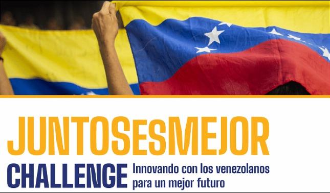 rceni - Juntos es Mejor Challenge - creado- por- bid- y- usaid -para -los- venezolanos-