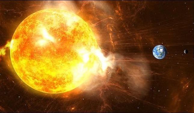 rceni - Las tormentas solares -crean- peligroso- fenomeno -muy- cerca -de- la- tierra-