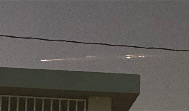 rceni - Luces en el cielo-de- Puerto- Rico- desconciertan- a- los- habitantes -VIDEO-