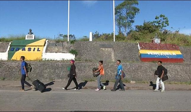 rceni - Portal de ayuda migrantes - venezolanos- lanza- gobierno -de - Brasil-
