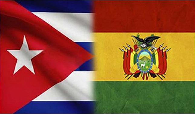 rceni - Suspensión de las relaciones - diplomaticas -entre-Bolivia- y -Cuba-