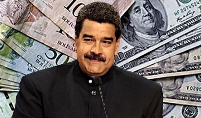 rceni - Doble impuesto - Maduro- aplicara- a -las -operaciones- en- dólares-y -euros