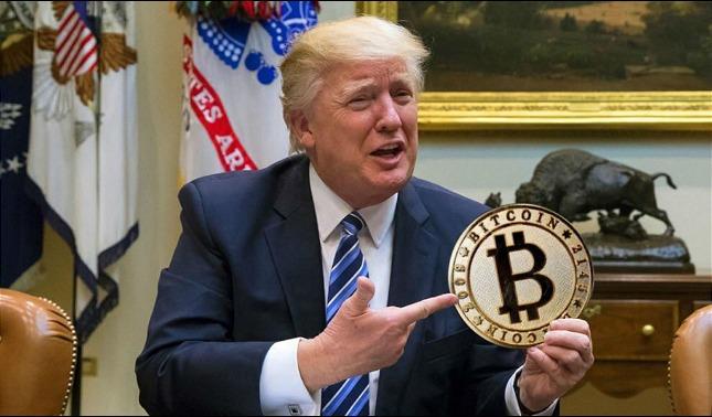 rceni - Donald Trump - sobre- la- economía- y -bitcoin- realidad -vs -fantasía-