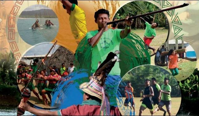 rceni - Juegos ancestrales indígenas -de -Panama- un- nuevo -espacio -cultural-