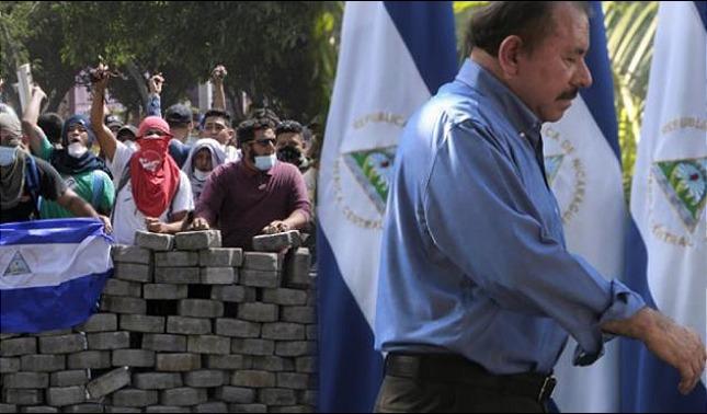 rceni - Ortega -tiene -a- Nicaragua -estancada- mientras- centroamerica -crece-