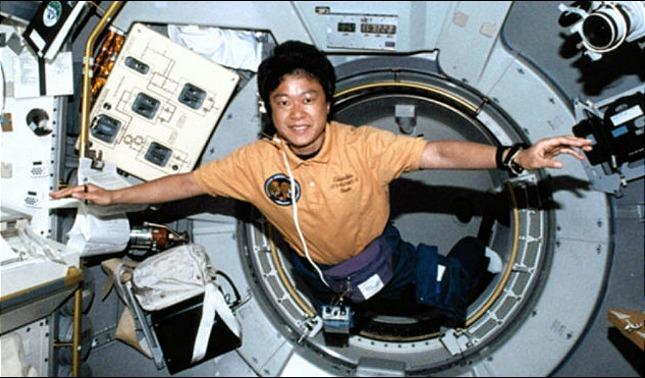 rceni - chiaki mukai- 1ra- astronauta -de -Japón- en- conferencia- gratis- en -Guatemala-