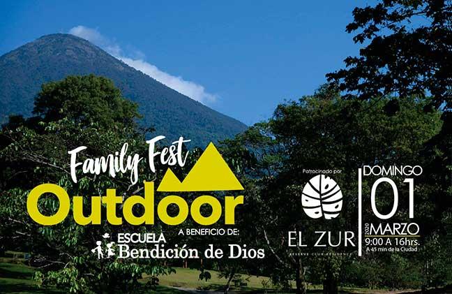 rceni - outdoor family fest guatemala - llega -a -su- segunda- edicion-