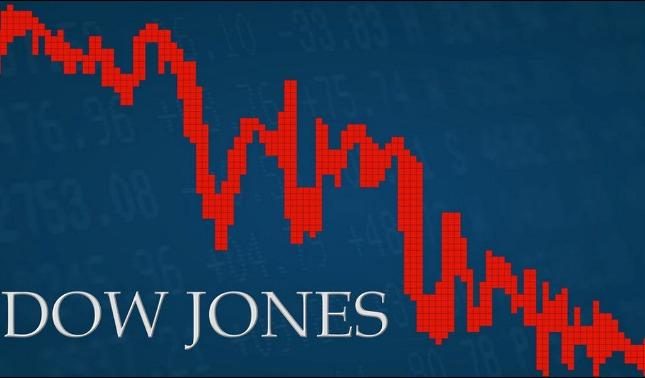 rceni - Dow jones cae -Wall -Street -tiene -su -peor -semana -desde- 2008-