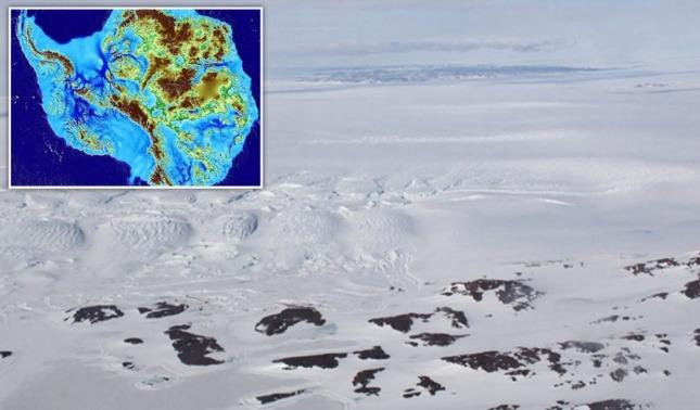 rceni - Glaciar denman- amenaza- con- una- crecida -de- 1,5 -metros-en- el nivel- del- mar-