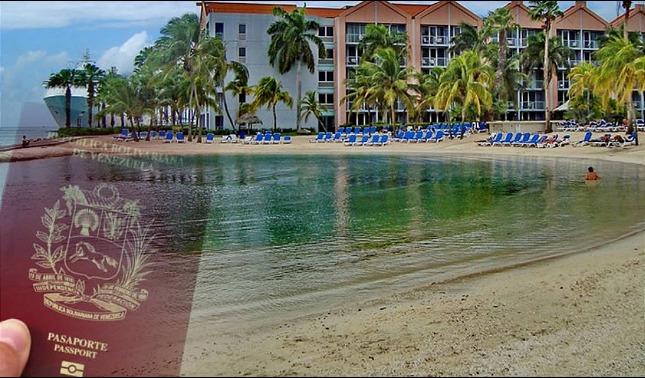 rceni - Visado -para -Aruba- Bonaire- y -Curazao- necesitan- los -venezolanos-
