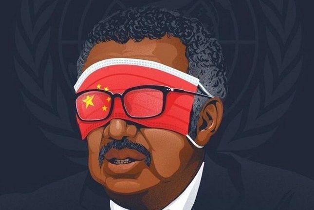 rceni - OMS -debería-cambiar -el-nombre- a -la- Organización- de- Salud- de- China-