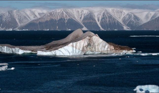 rceni - Océano ártico -advierten -de- graves -alteraciones- que- afectaran- a- el -planeta-