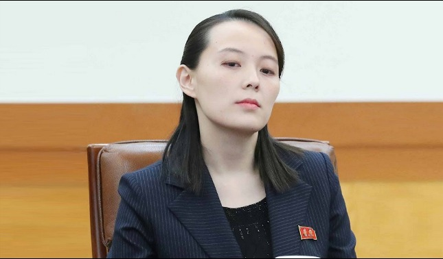 rceni - kim yo-jong - quién es-la- mujer- que -asumiría- el -poder -en- Corea -del -Norte-