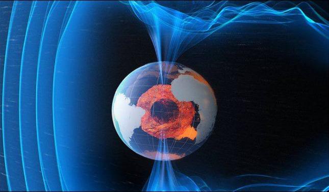 rceni - Campo magnético de la tierra -y -la -anomalía- del -atlántico- sur- se -debilitan -