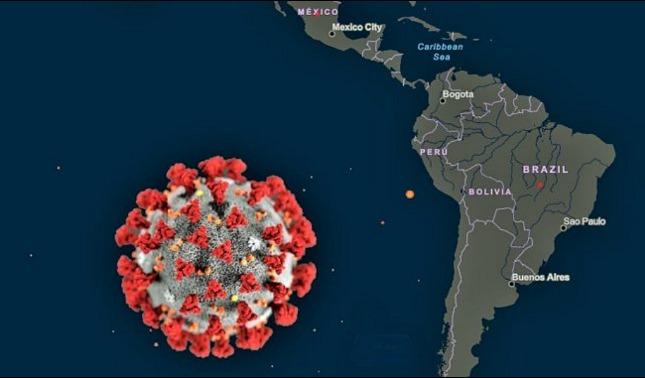 rceni - Contagios en sudamérica -hacen- a- la -region- el -epicentro- de -la -pandemia-