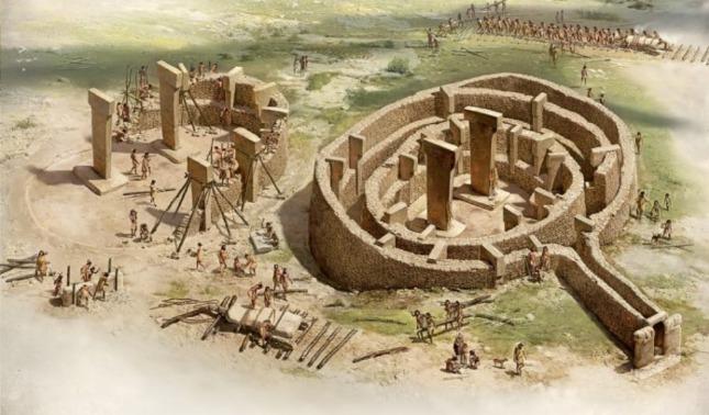 rceni - Gobekli Tepe - el -sitio -arqueológico -que -revoluciona -la- historia -humana-