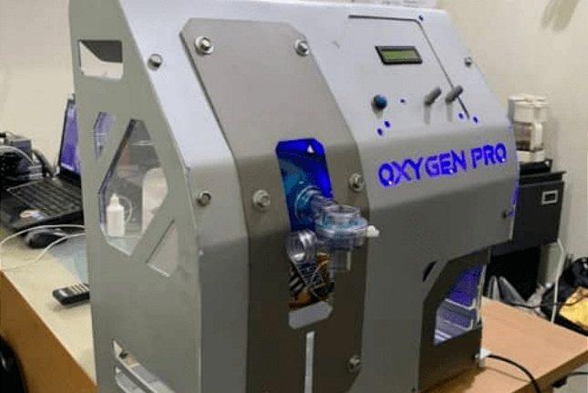 rceni - Ingenieros margariteños - crean- primer -respirador- artificial -de -contingencia-de-Venezuela-