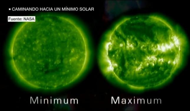 rceni - Mínimo de maunder - El- sol -pierde- intensidad- y- la- tierra- se- enfría-