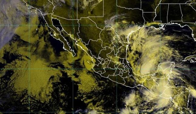 rceni - Tormenta amanda -afecta -a- Guatemala -y- El- Salvador -y- va- hacia- México-