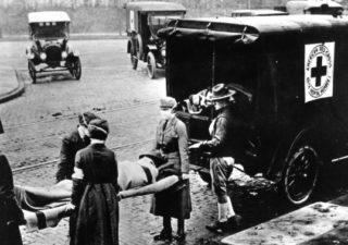 rceni - gripe española -cómo -cambió- el -mundo -la- peor- pandemia- del -siglo- XX-