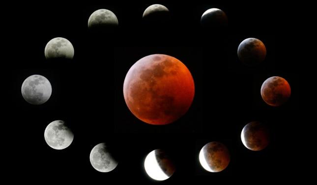 rceni - Eventos astronómicos - 2020 -eclipses- 3 -superlunas- y -3 -lluvias- de -meteoritos-
