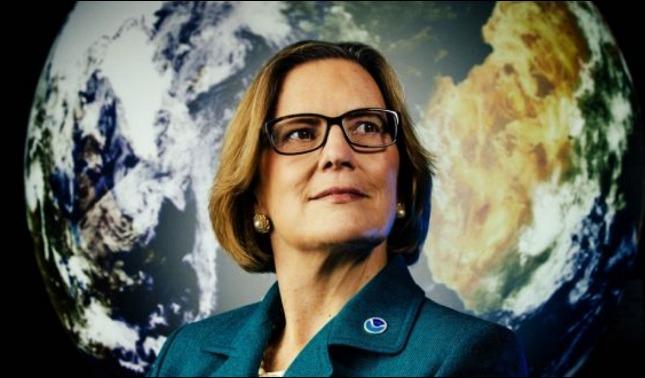 rceni - Kathryn Sullivan -es- la -primera- mujer- en- bajar- al -abismo- Challenger-