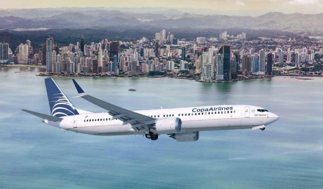 La aerolínea Copa Airlines de Panamá anuncia reinicio de vuelos en agosto
