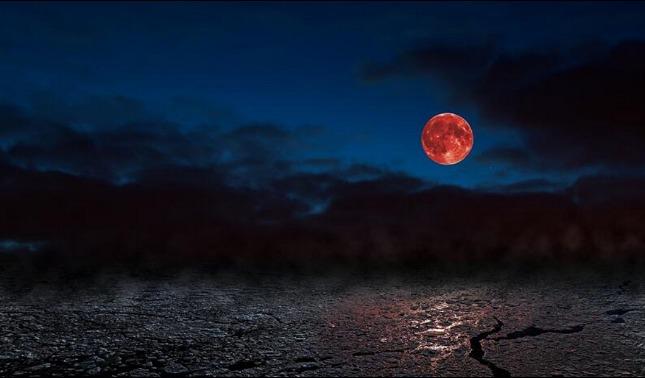 rceni - Luna de fresa -se- verá- esta -semana- y- dará- lugar- a- un- eclipse -penumbral-