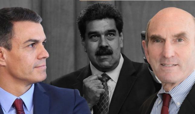 rceni - gobierno de españa -suspende -contrato -de -armamento -militar- con- Maduro-