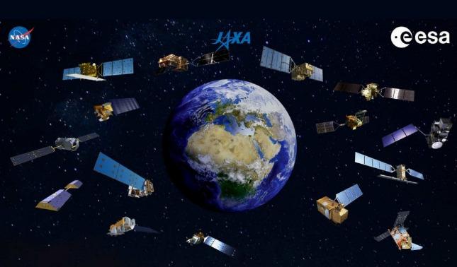 rceni - panel de datos satelitales -permite- estudiar -impacto- del -covid-19- en- la -tierra-
