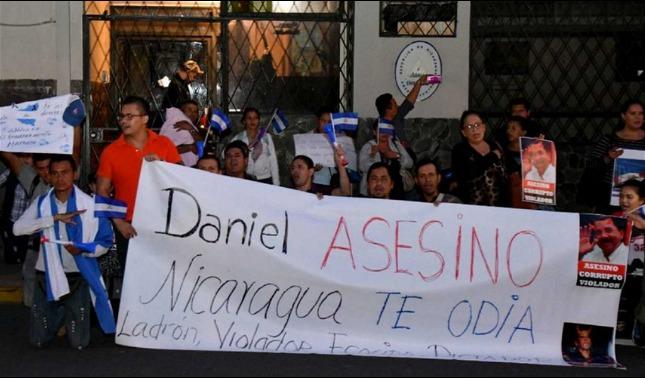 rceni - resolución de la onu -contra -violaciones- a -DDHH -de- Ortega- en -Nicaragua-