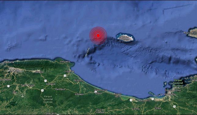 rceni - sismo en venezuela - es -sentido- en- caracas- y -estado -miranda-