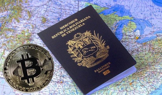 rceni - solo aceptando pagos con bitcoin - el- saime- para -venezolanos -en -el -exterior-