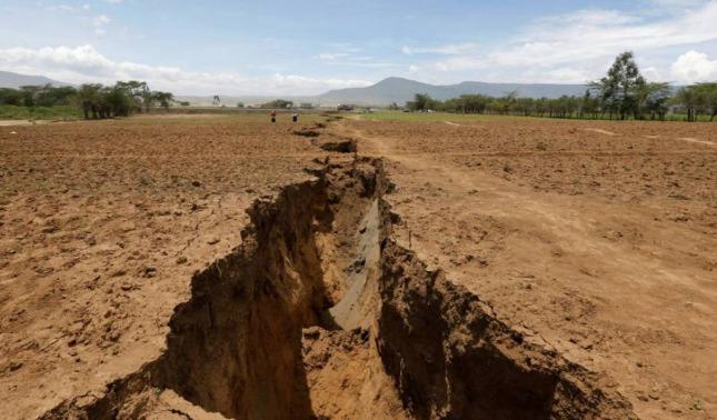 rceni - África se divide -en- dos -partes- tendrá -una- nueva -cuenca -oceánica-