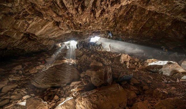 rceni - presencia humana -de -hace -30 -mil -años- en -Norteamérica- y- derriba- teorías-