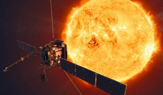 rceni - sonda solar orbiter- captan- imágenes- más -cercanas- del -Sol -jamás -hechas -