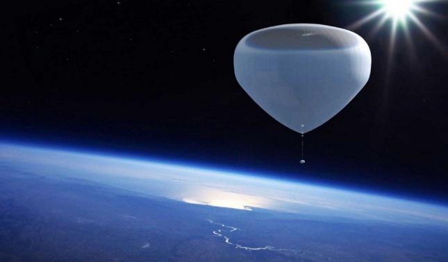 rceni - ASTHROS -el- telescopio -que- sera -suspendido- a- un -gigante- globo-