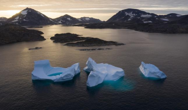 rceni - La tierra - ha- perdido- 28 -billones -de -toneladas- de -hielo- en -30- años-