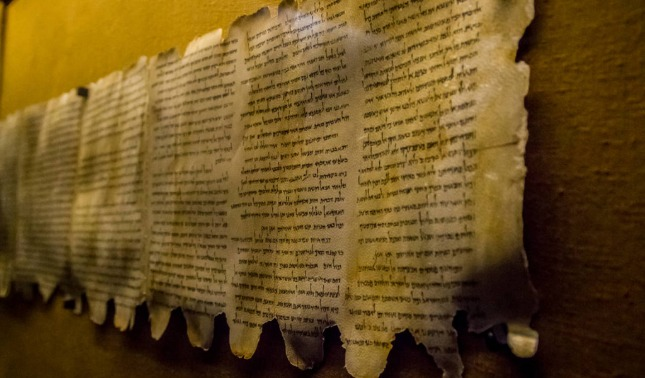 rceni - Manuscritos del mar muerto -análisis -de- adn- arroja -luz- sobre -sus- misterios-