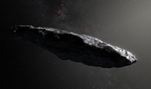 rceni - Objeto interestelar -Oumuamua -descartan- la -última- teoría- del -asteroide-